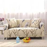 AU Ship Stretch Sofa Seater Protector Washable Couch Cover Slipcover Decor Chair Covers