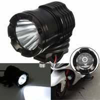 U3 LED Headlights Spot Light Fog Lamp 30W 1200LM for Off Road Car Motorcycle SUV ATV Boat