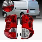 Meilleurs prix Left/Right Car Rear Tail Light Shell Brake Lamp Cover Red for NISSAN NV200 2009-2015 LHD