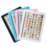 Plastic Arabic Learning Machine Early Education Simulation Children's Tablet PC Point Reader