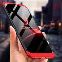 Bakeey™ 3 in 1 Double Dip Shockproof Full Cover PC Protective Case For Huawei Mate 20 Lite