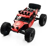 Feiyue FY03H 1/12 2.4G 4WD Brushless Rc Car Metal Body Shell Desert Off-road Truck RTR Toy