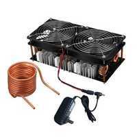 2500W 50A ZVS Induction Heating Module High Frequency Heating Machine Melted Metal + 48V Coil