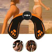 KALOAD EMS Rechargeable Hip Trainer ABS Body Muscle Stimulation Training Buttocks Lifting Up Massage
