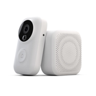 Meilleurs prix Zero AI Face Identification 720P IR Night Vision Video Doorbell Set Motion Detecting SMS Push Intercom Free Cloud Storage From Xiaomi Youpin