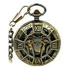 Good price JIJIA JX001 Big Spider Mechanical Watch Pocket Watch