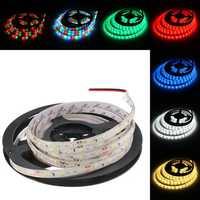 5M 24W DC12V 300 SMD 2835 Waterproof White/Warm White/Blue/Red/Green/RGB LED Flexible Strip light