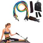 Good price KALOAD 11 Pcs Pull Rope Kits Fitness Resistance Bands Exercises Sport Body Training Yoga Equipment