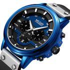 Meilleurs prix MEGIR 2080 24Hours Chronograph Luminous Men Quartz Watch