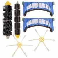 6pcs Replacement Vacuum Part for 600 Series 620 630 650 Vacuum Cleaner