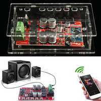 Geekcreit® TDA7492P 50W+50W Wireless bluetooth 4.0 Audio Digital Amplifier Board With Case
