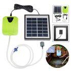 Recommandé 2.5W Oxygenator Air Pump Outdoor Solar Power Pond Aquarium Fish Tank Pool Pump