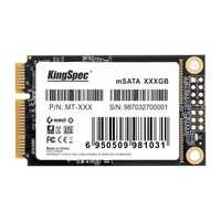 Kingspec mSATA Internal Solid State Drive mSATA Hard Drive SSD For Laptop Desktop 64/128/256/512GB