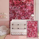 Acheter au meilleur prix PAG Rose Romantic Window Curtain Roller Shutters Print Painting Wall Decor Roller Blind Background