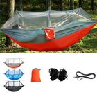 Cheap Discount Outdoor Double 2 People Hammock Camping Tent Hanging Swing Bed With Mosquito Net