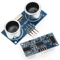 Geekcreit® Ultrasonic Module HC-SR04 Distance Measuring Ranging Transducer Sensor DC 5V 2-450cm