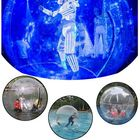 Recommended 2M Walk On Water Walking Ball Roll Ball Inflatable German Zipper PVC