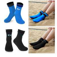 3mm Neoprene Diving Scuba Surfing Snorkeling Swimming Lurker Unisex Socks Sport