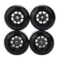 4PCS/Set 80x44mm Blank Pro Longboard Skateboard Wheels 80A