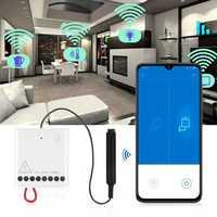 Aqara LLKZMK11LM Two-way Control Module Wireless Relay Controller 2 Channels Work For Mijia APP & Home Kit Control Module from xiaomi youpin