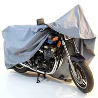Motor Bike Outdoor Cover Waterproof 246 x 105 x 127 cm Size XL A-2