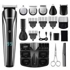 Bon prix Professional Hair Trimmer Men MIGICSHOW Beard Trimmer Shaving 11 In 1 Electric Hair Trimmer Shaver Remove Nose Hair Ears Body Underarm Legs Waterproof