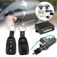 Universal Auto Remote Car Central 4 Door Lock Unlock System Keyless Entry Kit