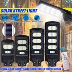 Offres Flash Solar Power 80/160/240/320LED Street Light Infrared Motion Sensor Outdoor Wall Lamp
