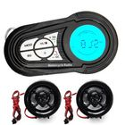 Offres Flash Waterproof Motorcycle Audio Radio Anti- theft System Stereo MP3 USB Speakers with bluetooth Function