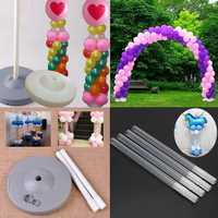 Balloon Column Base Stand Display Kit Wedding Birthday Party Decoration Toys Supplies