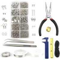 DIY Jewelry Accessories Tool Set