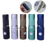 Haikelite SC26 XHP35 HD/HI 2050Lumens Modes Set Brightness Portable EDC 26650 LED Flashlight + 26350 Tube