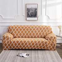 1/2/3/4 Seater Elastic Sofa Cover Slipcover Settee Stretch Floral Couch Protector Chair Covers