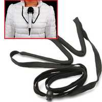Close Up Magic Stage Prop Microphone Hands Free Brace Mic Holder Neck Stand