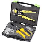 Meilleurs prix Paron® JX-C1813 Universal Angle Cutter Mitre Shear Scissors Terminals Wire Stripper Tools Set