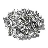 100PCS Car Tires Studs for Holes Tire Screw Snow Spikes Wheel Tyres Snow Chains Studs