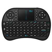 Rii I8 2.4G Wireless Mini Keyboard Touchpad Air Mouse for Android TV Box PC