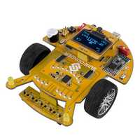SunFounder SF-Rollbot STEM Learning Educational DIY Robot Graphical Programming for Arduino Beginner