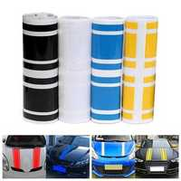183cmx8cm Vinyl Pinstripe Decals Sticker Decoration Racing Stripe