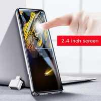 Mahdi M600 bluetooth MP3 MP4 Player 2.4 inch Touch Screen Student Walkman Ultra-thin