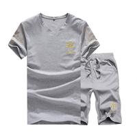 Men's Printing Short Sleeve T-shirts