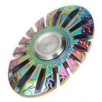 EDC Rainbow Fidget Spinner Hand Spinner Finger Reduce Stress Gadget