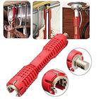 Buy Multifunction AntiSlip Faucet Sink Installer Water Pipe Socket Wrench Spanner Bathroom Installation And Repair Tool