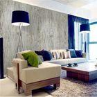Acheter au meilleur prix 5 Colors 10m Wood Grain Roll Wallpaper Home Living Room Wall TV Background Home Wall Decor
