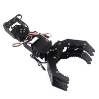 DIY 4DOF Robot Arm Claw Holder With Arduino 4pcs Digital Servo