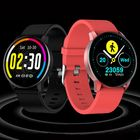 Offres Flash Newwear Q20 Edge to Edge Screen Heart Rate Monitor Physiological Cycle Call Rejection 30Days Standby Smart Watch