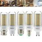 Meilleurs prix ARILUX® E27 E14 B22 GU10 G9 5W SMD5730 Constant Current Smart IC 89LEDs Corn Light Bulb AC220V