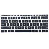 Silicone Keyboard Cover For 12.5/13.3/15.6 inch XIAOMI AIR Laptop Notebook Accessories 3 Color