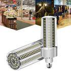 Prix de gros E27 120W No Strobe Energy-saving Fan Cooling 366 LED Corn Light Bulb for Home Garden AC100-277V