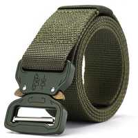 135cm KALOAD F4H Tactical Belt Release Buckle Nylon Belt Camouflage Belt